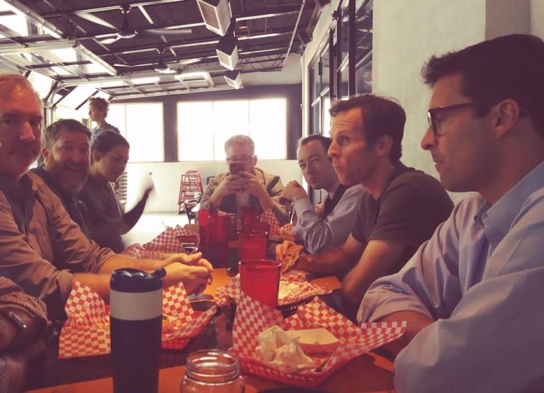showcaseidx-team-lunch